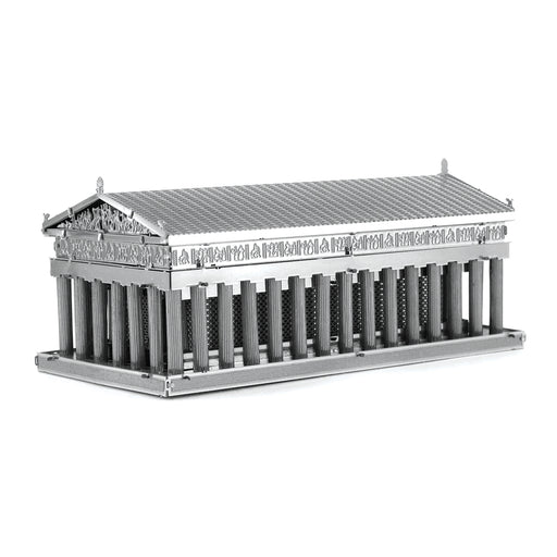 Fascinations Metal Earth Parthenon Temple Laser Cut 3D Metal Model Kit