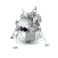Fascinations Metal Earth Apollo Lunar Module Laser Cut 3D Metal Model Kit