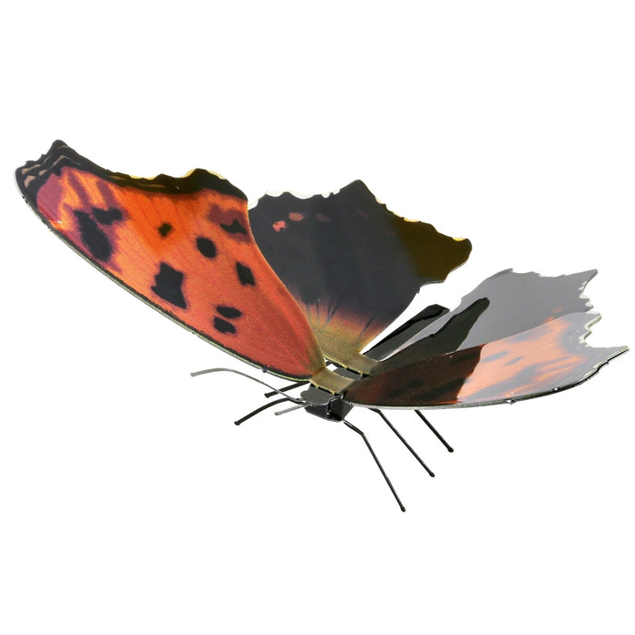 Fascinations Metal Earth Eastern Comma Butterfly 3D Metal Model Kit