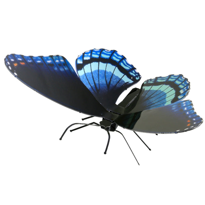 Fascinations Metal Earth Red-spotted Purple Butterfly 3D Metal Model Kit