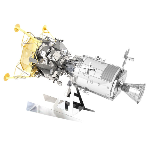 Fascinations Metal Earth Apollo CSM With LM Laser Cut Metal Model Kit