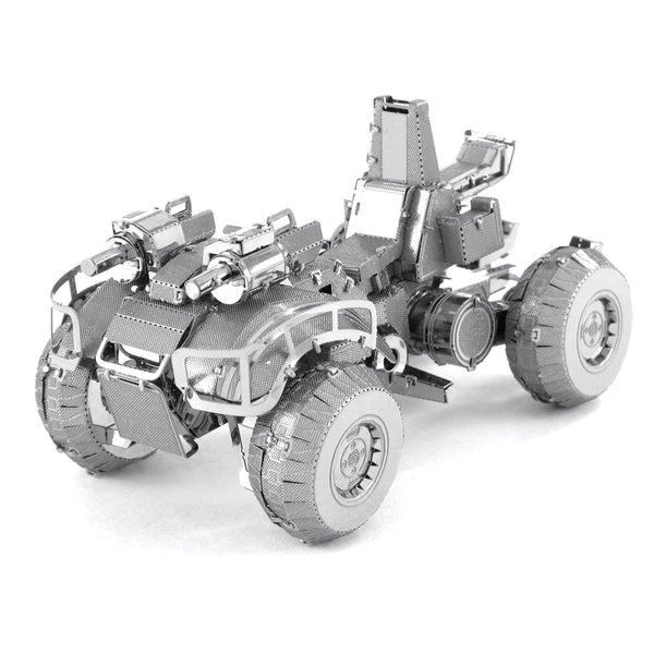 Fascinations Metal Earth UNSC Gungoose HALO Laser Cut 3D Metal Model Kit