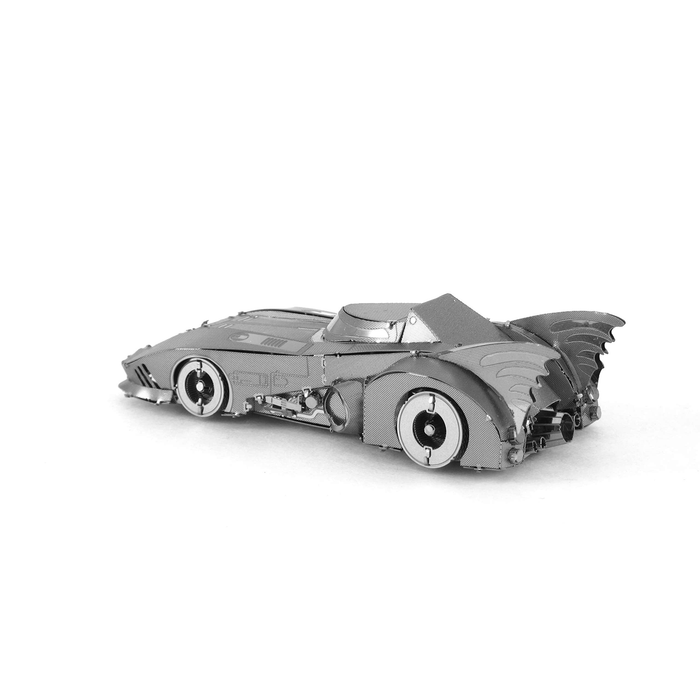 Fascinations Metal Earth Batman 1989 Batmobile Laser Cut 3D Metal Model Kit