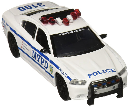 Daron NYPD Dodge Charger 1/43 Diecast Model Replica Patrol Car