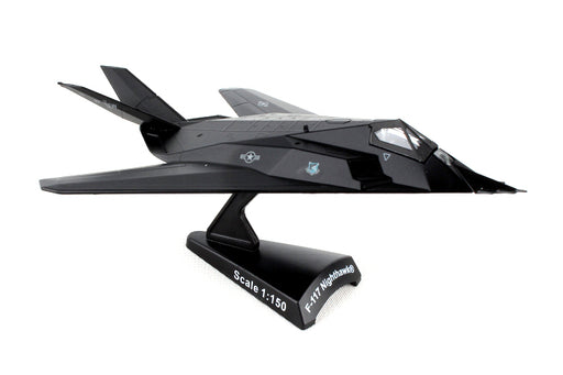 Daron Postage Stamp USAF F-117 Nighthawk Diecast Model Replica Aircraft