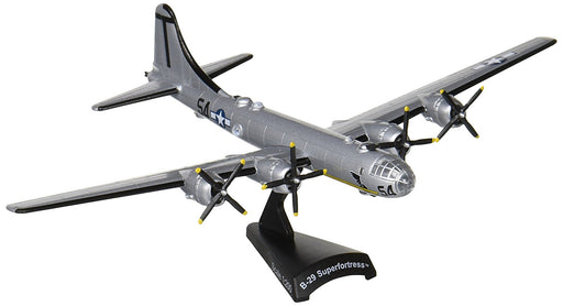 Daron Postage Stamp B-29 1/200 T Square 54 Museum of Flight Diecast Model Bomber