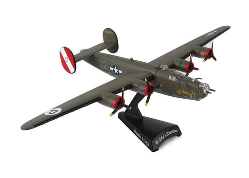 Daron Postage Stamp B-24 Liberator 1/163 Witchcraft Model Aircraft