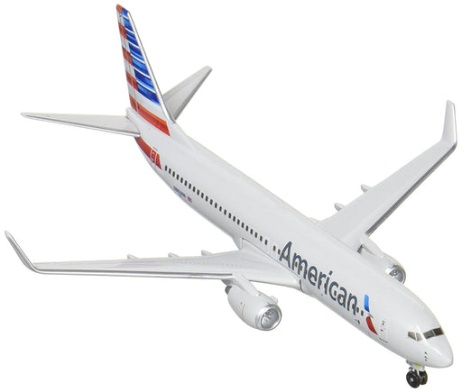 Daron Postage Stamp American 737-800 1/300 Model Aircraft