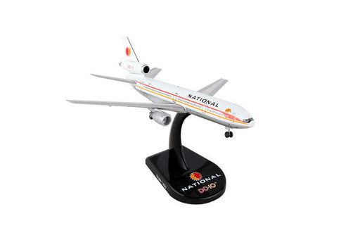 Daron Postage Stamp National DC-10 1/400 Model Aircraft