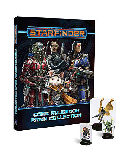 Starfinder RPG Pawns - Core Rulebook Pawn Collection