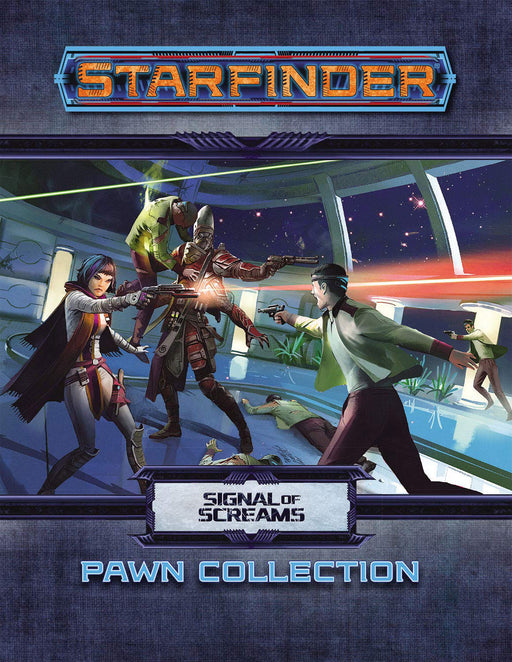 Starfinder RPG Pawns - Signal of Screams Pawn Collection