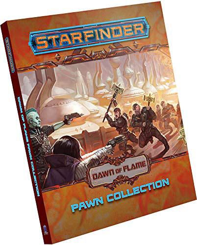 Starfinder RPG Pawns - Dawn of Flame Pawn Collection