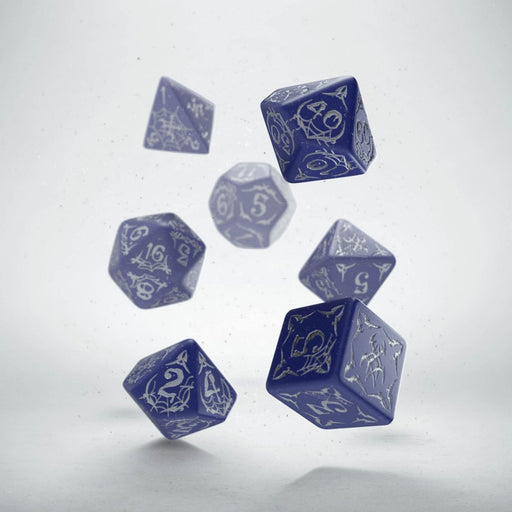 Q-Workshop Pathfinder Second Darkness Dice Set (7 Piece Set)