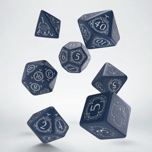 Q-Workshop Pathfinder Hell`s Rebels Dice Set (7)