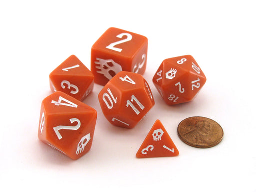 Kids on Bikes RPG Dice Set - 6 Pieces