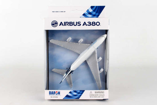 Diecast Metal Aircraft Toy Commercial Airplane - Airbus A380