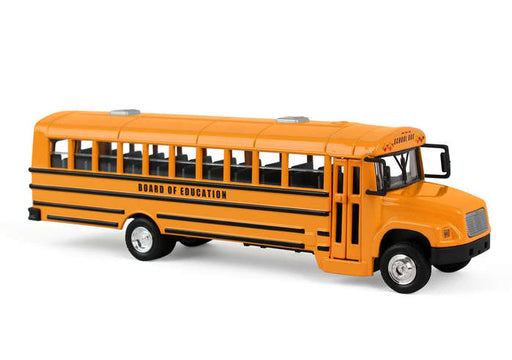 "Daron 8"" School Bus 1/53 Scale Die Cast Toy Vehicle"