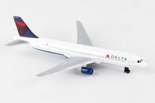 Diecast Metal Aircraft Toy Commercial Airplane - Delta