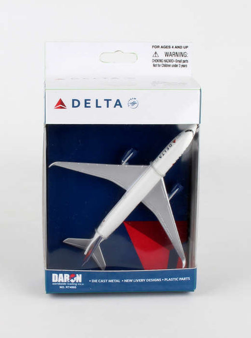 Diecast Metal Aircraft Toy Commercial Airplane - Delta Airbus A350