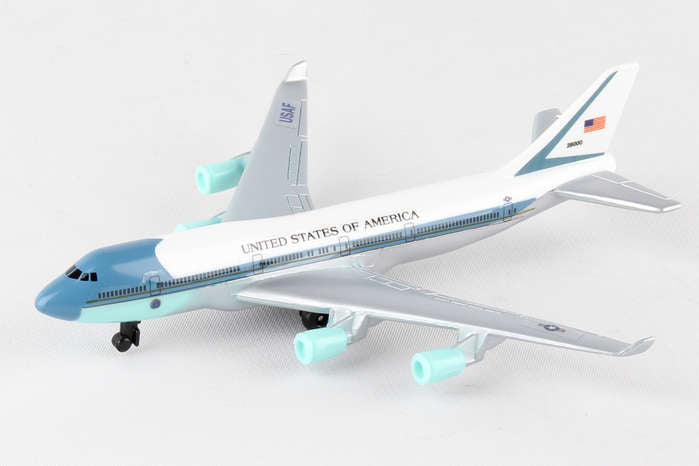 Diecast Metal Aircraft Toy Airplane United States Of America Air