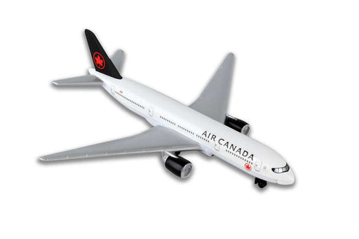 Diecast Metal Aircraft Toy Commercial Airplane - Air Canada New Livery