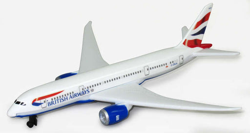 Daron British Airways Authentic Detail 787 Diecast Model Replica Airplane