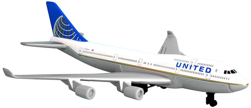 Daron United Authentic Detail 747 Diecast Model Replica Airplane