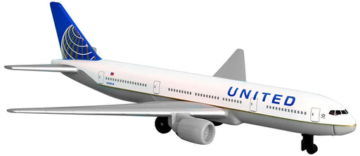 Diecast Metal Aircraft Toy Commercial Airplane - United Airlines B777