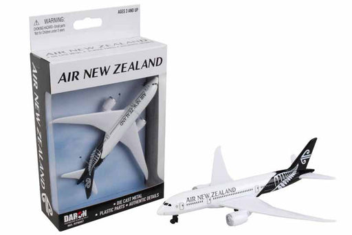 Air New Zealand Single Plane