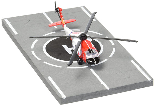 Daron Runway24 Diecast Metal Toy with Runway Section - Coast Guard Helicopter