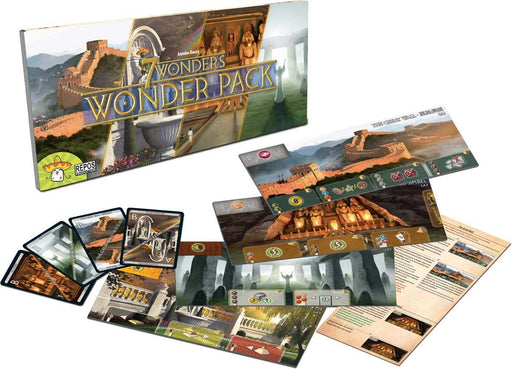 The 7 Wonders - Wonder Pack Expansion