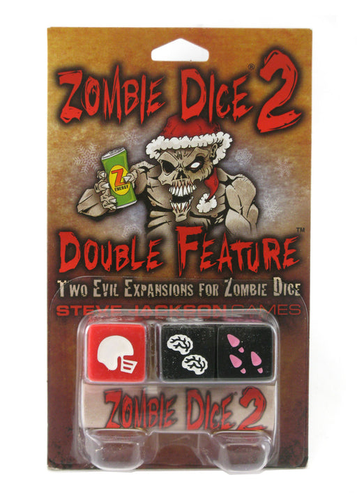 Zombie Dice 2: Double Feature Expansion Dice Set