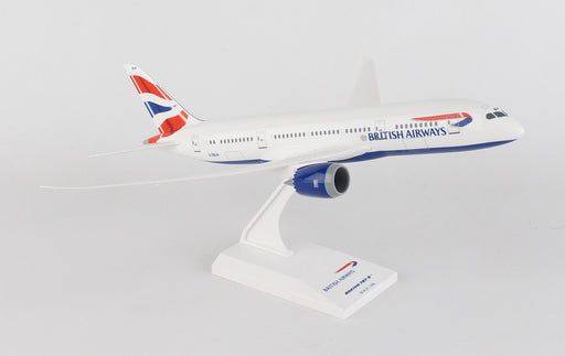 Daron Skymarks British Airways 787-8 1/200 Model Aircraft
