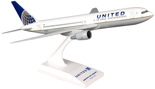 Daron Skymarks United 767-300 1/200 New Livery Model Aircraft