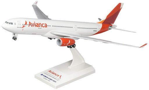 Daron Skymarks Avianca A330-200 1/200 W/Gear New Livery Model Aircraft