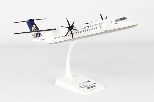 Daron Skymarks United Express Q400 1/100 New Livery Model Aircraft