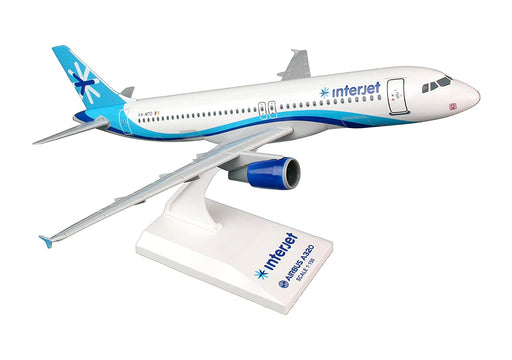 Daron Skymarks Interjet A320 1/150 Model Aircraft