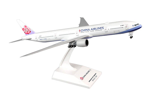 Daron Skymarks China Airlines 777-300 1/200 W/Gear Model Aircraft