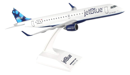 Daron Skymarks Jetblue E190 1/100 Blueberries Model Aircraft