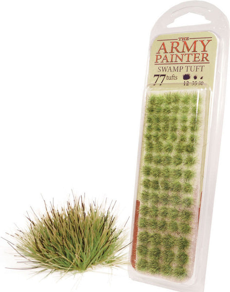 The Army Painter Battlefields XP: Swamp Tuft Miniature Scenery Flock