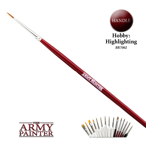 The Army Painter Hobby Paint Brush: Highlighting