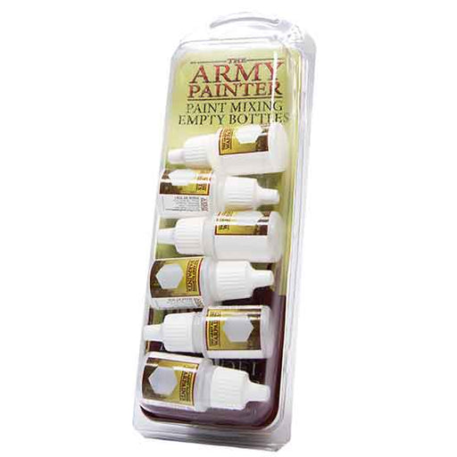 The Army Painter Tools - Paint Mixing Empty Bottles