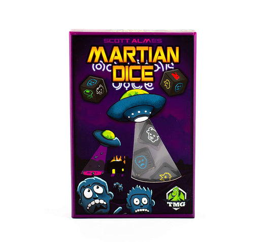 Martian RPG Standalone Dice Game