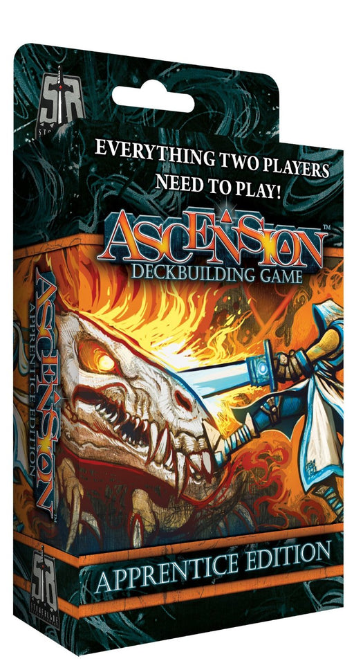 Ultra Pro Ascension: Apprentice Edition - Two player Deckbuilding Game