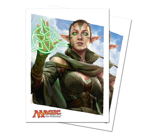 Ultra Pro MTG: Oath of the Gatewatch - Oath of Nissa Deck Sleeves 4 (80)