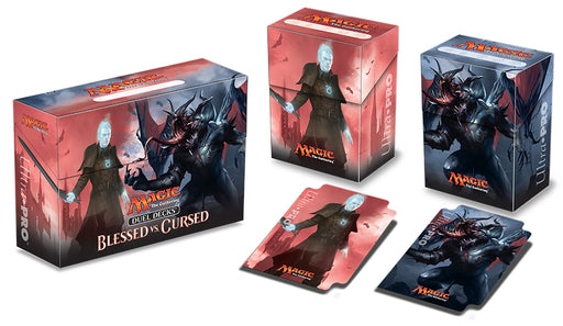 Ultra Pro Magic the Gathering: Blessed vs.Cursed Duel Deck Box