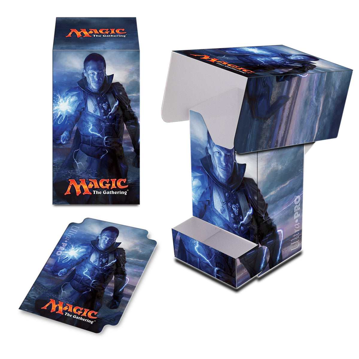 Force of Will Full View with Tray Deck Box Ultra Pro GAMING SUPPLY BRAND NEW