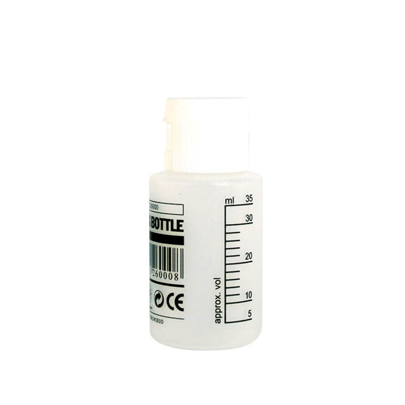 Empty Mixing Bottle (35ml) for Hobby Paints