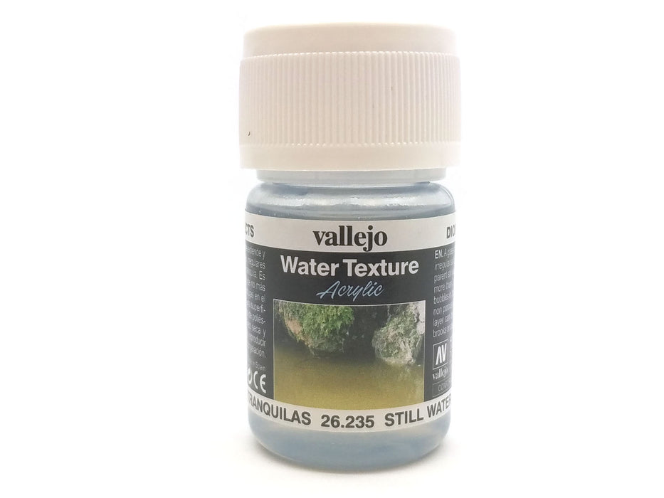 Acrylicos Vallejo Water Effects - Still Water (30ml)