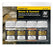 Acrylicos Vallejo Pigment Set: Stone & Cement (4 x 35ml Pigments)